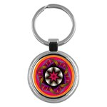 Transformation Key Chain (Round)