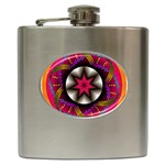 Transformation Hip Flask (6 oz)