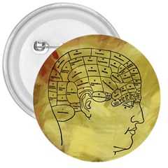 Brain Map 3  Button by StuffOrSomething