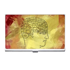 Brain Map Business Card Holder by StuffOrSomething