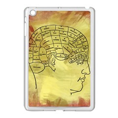 Brain Map Apple Ipad Mini Case (white) by StuffOrSomething