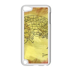 Brain Map Apple Ipod Touch 5 Case (white) by StuffOrSomething