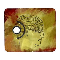 Brain Map Samsung Galaxy S  Iii Flip 360 Case by StuffOrSomething