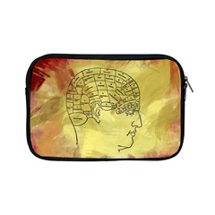 Brain Map Apple Ipad Mini Zippered Sleeve by StuffOrSomething