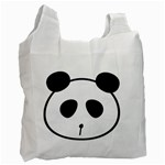 Panda - Recycle Bag (One Side)