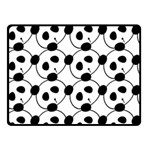 panda - Fleece Blanket (Small)
