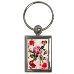 Love Key Chain rectangle - Key Chain (Rectangle)