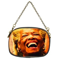 Angelou Chain Purse (one Side) by Dimension