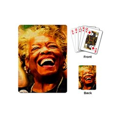 Angelou Playing Cards (mini) by Dimension