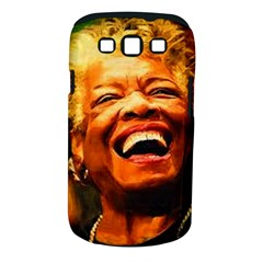Angelou Samsung Galaxy S Iii Classic Hardshell Case (pc+silicone) by Dimension