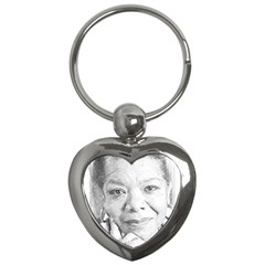 Maya  Key Chain (heart)