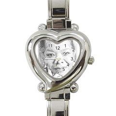 Maya  Heart Italian Charm Watch