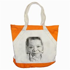 Maya  Accent Tote Bag by Dimension
