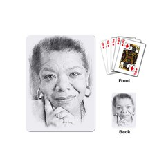 Maya  Playing Cards (mini)
