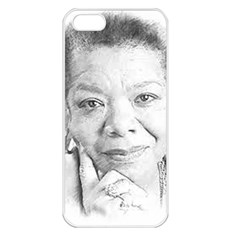 Maya  Apple Iphone 5 Seamless Case (white) by Dimension
