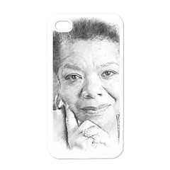 Maya  Apple Iphone 4 Case (white) by Dimension