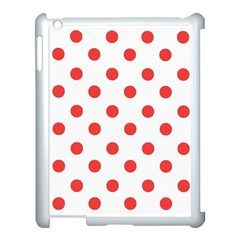 King Of The Mountain Apple Ipad 3/4 Case (white) by PocketRacers