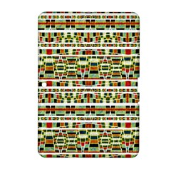 Aztec Grunge Pattern Samsung Galaxy Tab 2 (10 1 ) P5100 Hardshell Case  by dflcprints