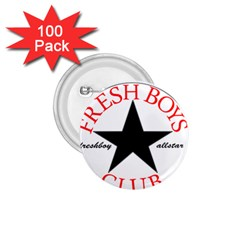 Fresshboy Allstar2 1 75  Button (100 Pack) by freshboyapparel