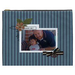 Cosmetic Bag (xxxl) : Dad 3 By Jennyl   Cosmetic Bag (xxxl)   Pfsofrnac73h   Www Artscow Com Front
