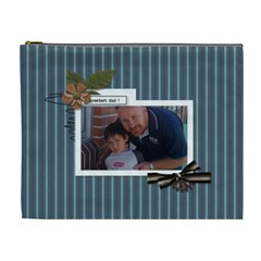 Cosmetic Bag (xl) : Dad 3 By Jennyl   Cosmetic Bag (xl)   9owsaide2tuy   Www Artscow Com Front