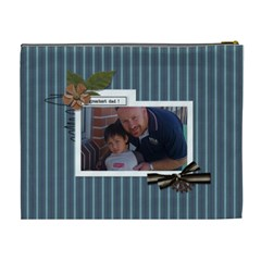 Cosmetic Bag (xl) : Dad 3 By Jennyl   Cosmetic Bag (xl)   9owsaide2tuy   Www Artscow Com Back