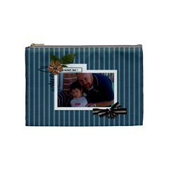 Cosmetic Bag (m): Dad 3 By Jennyl   Cosmetic Bag (medium)   10fgr5pfquu0   Www Artscow Com Front