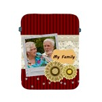 family - Apple iPad 2/3/4 Protective Soft Case