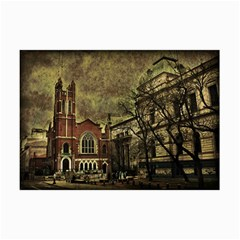 Dark Citiy Canvas 20  X 30  (unframed) by dflcprints