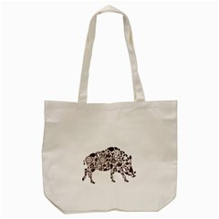 Animal By Divad Brown   Tote Bag (cream)   Hh6r0wvbyxqv   Www Artscow Com Front