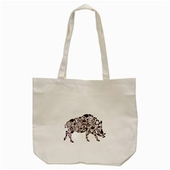 Animal By Divad Brown   Tote Bag (cream)   Hh6r0wvbyxqv   Www Artscow Com Back