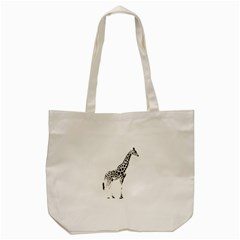 Animal By Divad Brown   Tote Bag (cream)   72aukxp7n9ge   Www Artscow Com Front
