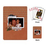 Playing Cards: No. 1 Dad - Playing Cards Single Design