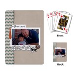 Playing Cards: Greatest Daddy - Playing Cards Single Design