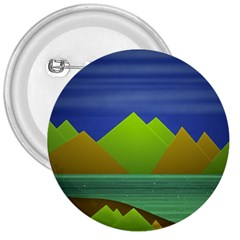Landscape  Illustration 3  Button