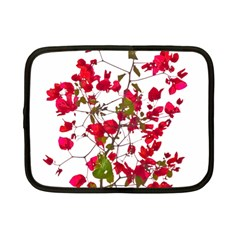 Red Petals Netbook Sleeve (small)
