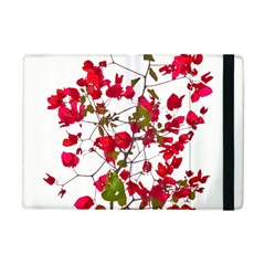 Red Petals Apple Ipad Mini Flip Case