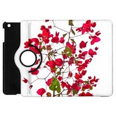 Red Petals Apple Ipad Mini Flip 360 Case by dflcprints