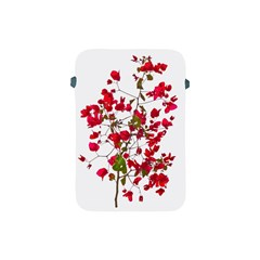 Red Petals Apple Ipad Mini Protective Sleeve by dflcprints