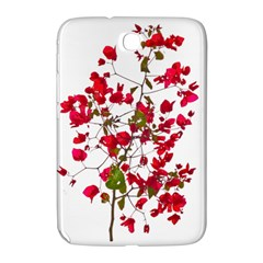 Red Petals Samsung Galaxy Note 8 0 N5100 Hardshell Case  by dflcprints