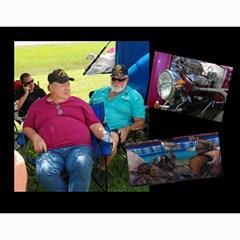 Donald Ernest   2015 By J  Richardson   Wall Calendar 11  X 8 5  (12 Months)   Rcqqon38dqbm   Www Artscow Com Month