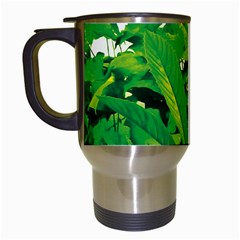 Nature Day Travel Mug (white) by dflcprints