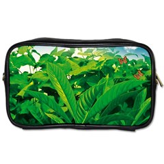 Nature Day Travel Toiletry Bag (two Sides) by dflcprints