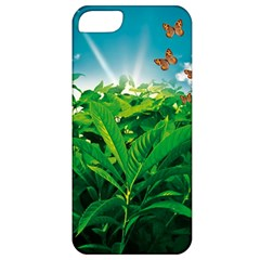 Nature Day Apple Iphone 5 Classic Hardshell Case