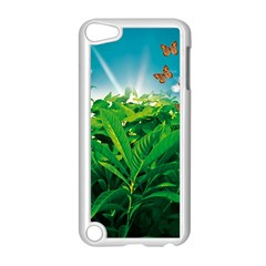 Nature Day Apple Ipod Touch 5 Case (white) by dflcprints