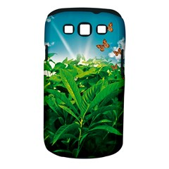 Nature Day Samsung Galaxy S Iii Classic Hardshell Case (pc+silicone)