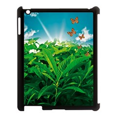 Nature Day Apple Ipad 3/4 Case (black) by dflcprints