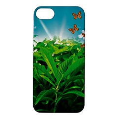 Nature Day Apple Iphone 5s Hardshell Case by dflcprints