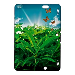 Nature Day Kindle Fire Hdx 8 9  Hardshell Case by dflcprints