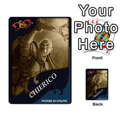 Wrath Of The Ashardalon Ita Deck 1 By Rolli   Multi Purpose Cards (rectangle)   Wuedjbx0vcup   Www Artscow Com Back 1